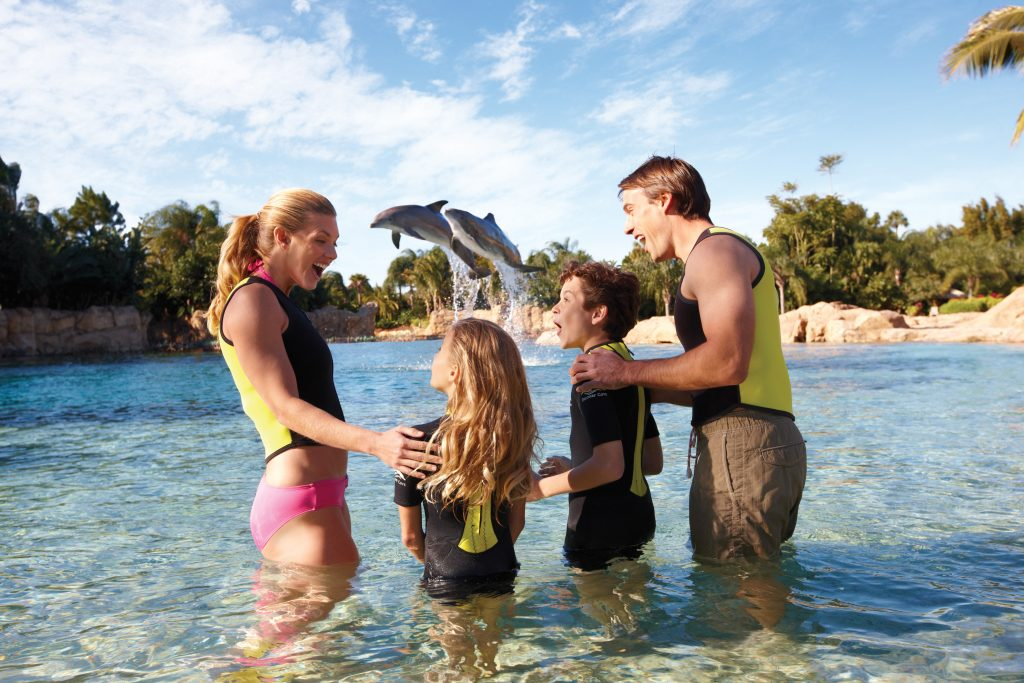 Discovery Cove - Seaworld